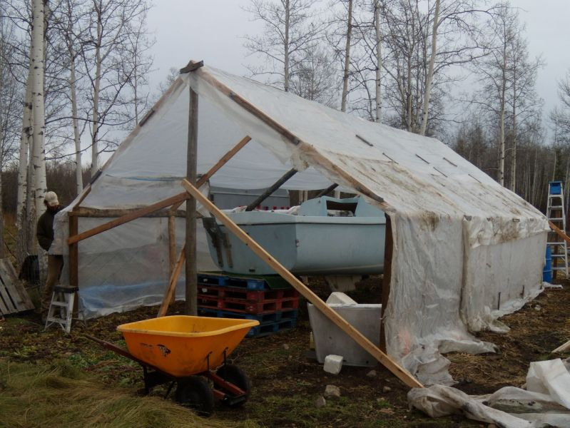 Free yourself boat repair - Abri pour bateau ...