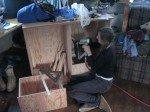Installation des tiroirs