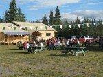 Kermesse de Kenny Lake/Barbecue du vendredi soir.