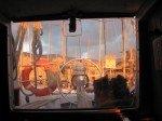 Nuit passée à Bastia sur un voilier