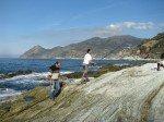Cap Corse: scéance de pêche