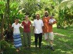 Chez nos hôtes Maria et Jorge, à Valle Sonado