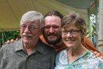 Rod, Matt et Karin.