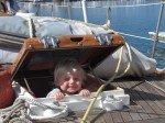 Les joies de la vie de matelot.