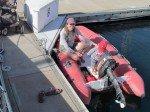 Notre nouveau dinghy!