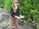 Je viens d'attraper mon premier poisson dans la Copper River et ça n'est pas un saumon!